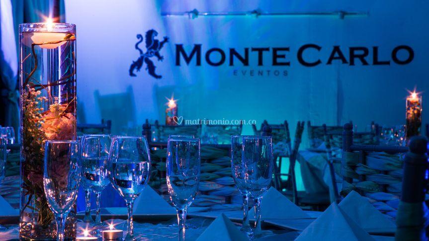 Monte Carlo Eventos