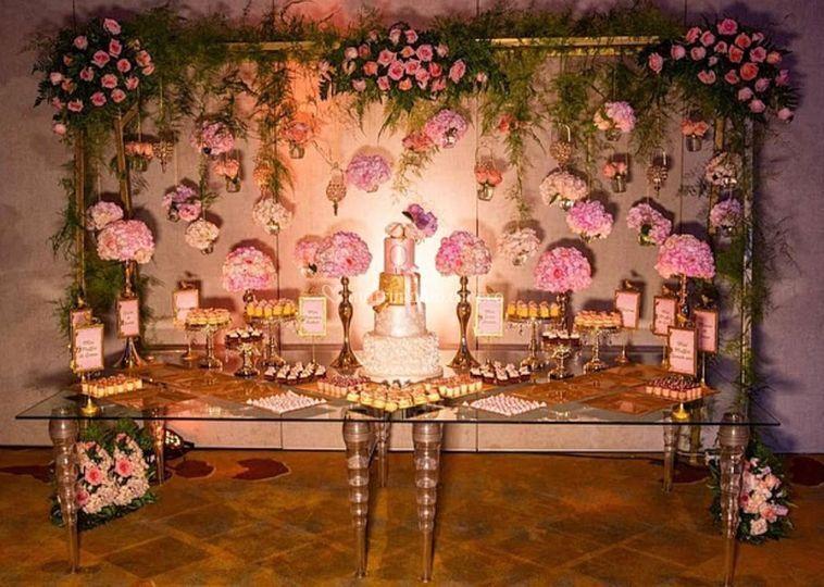 Mesa de torta