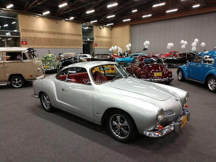 Autos de exhibición