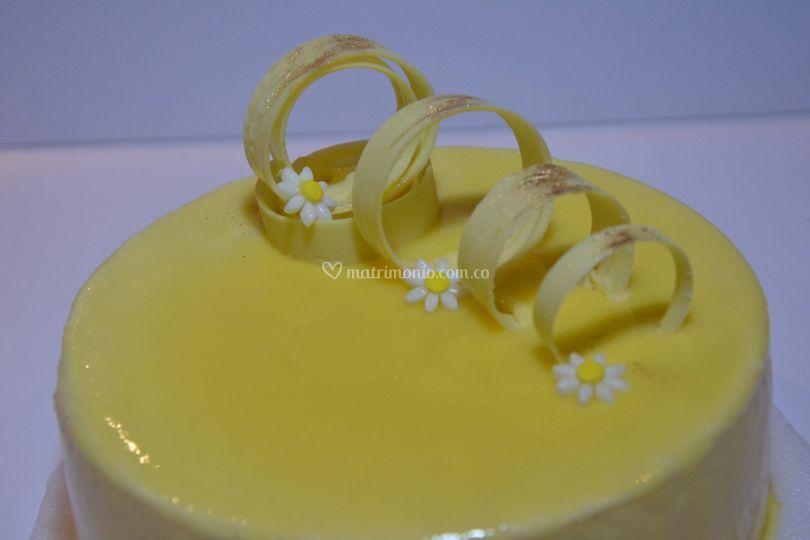 Tortas glaseadas