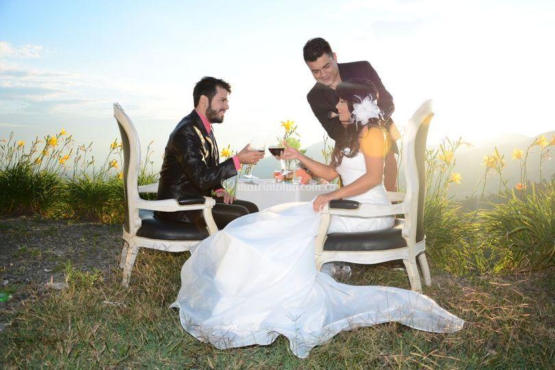 Maquillador bodas
