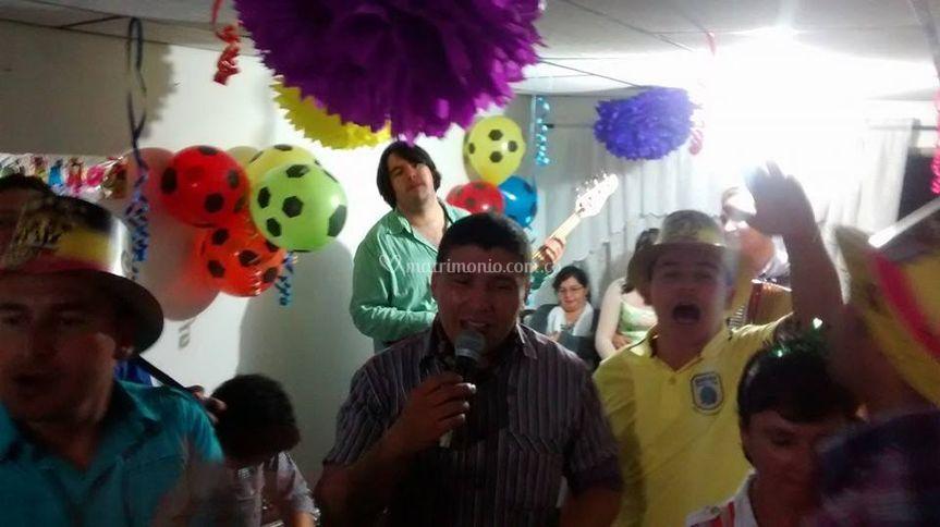 Fiesta vallenata