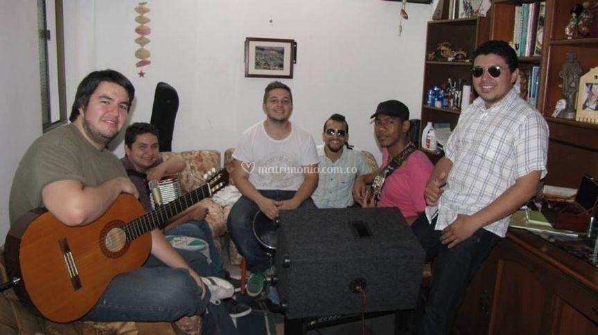 Grupo Vallenato Manizales