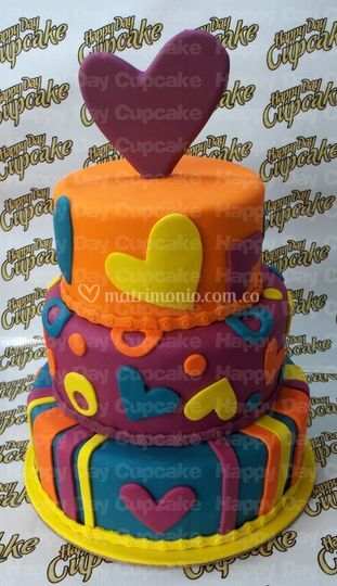 Torta Agatha Ruiz