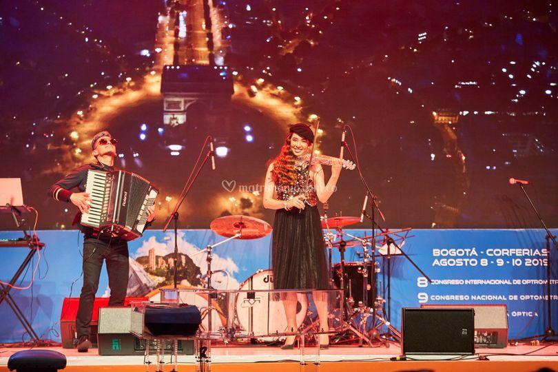 Músicos Bogotá