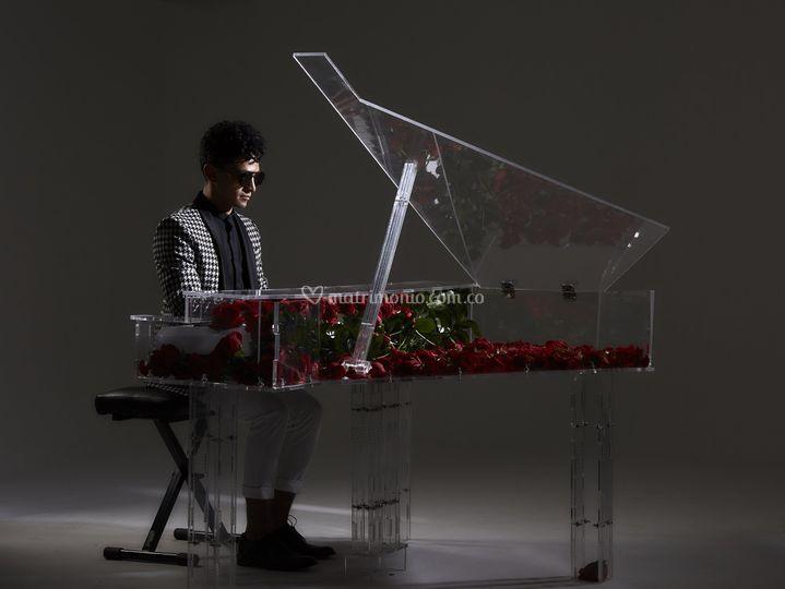 Pianista en Bogota