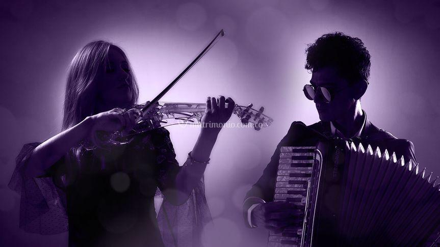 Shows con Violin Eléctrico