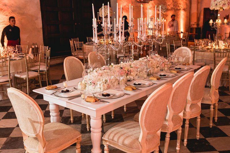 Decoracion mesas
