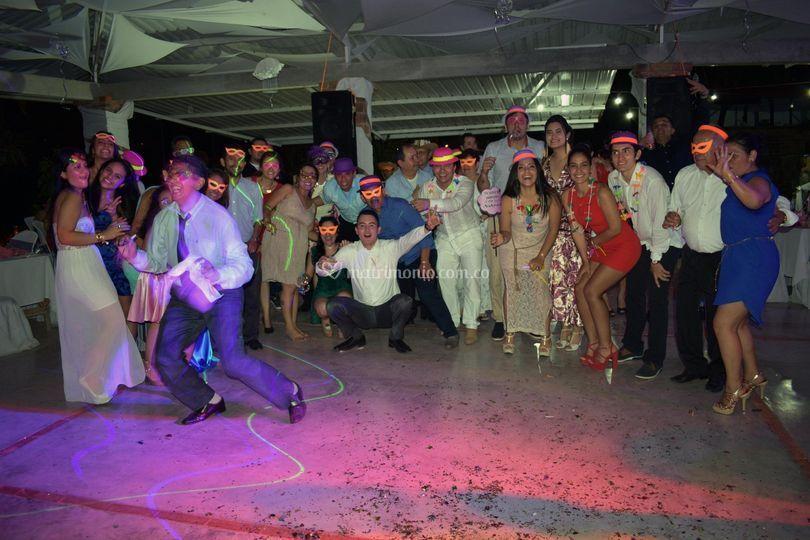 Foto de la fiesta