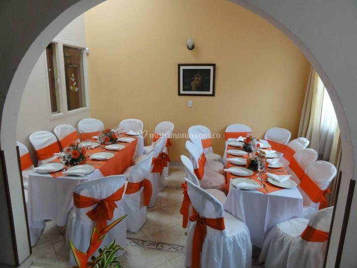 Casa de Banquetes Johana