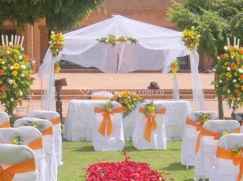Casa de Banquetes Las 3 Rosas