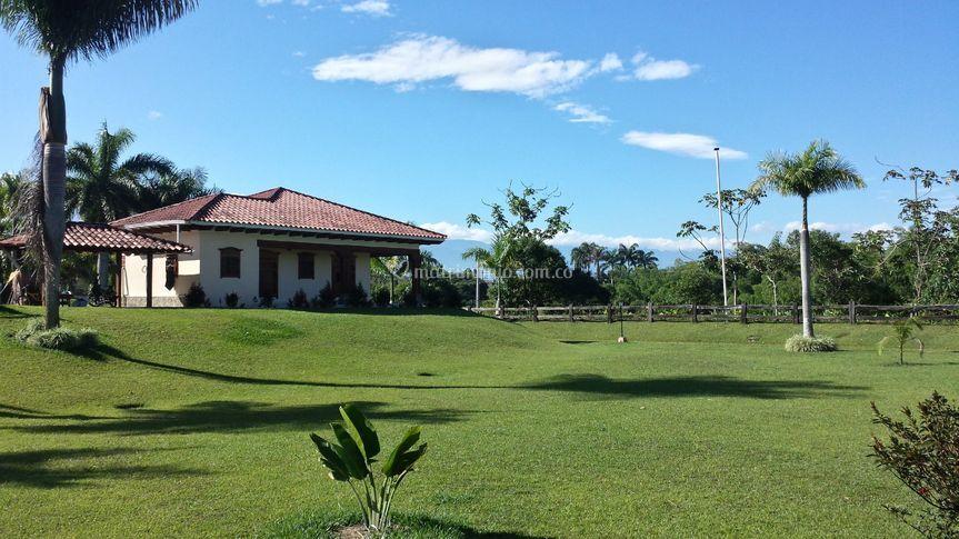 Casa auxiliar (caseros)