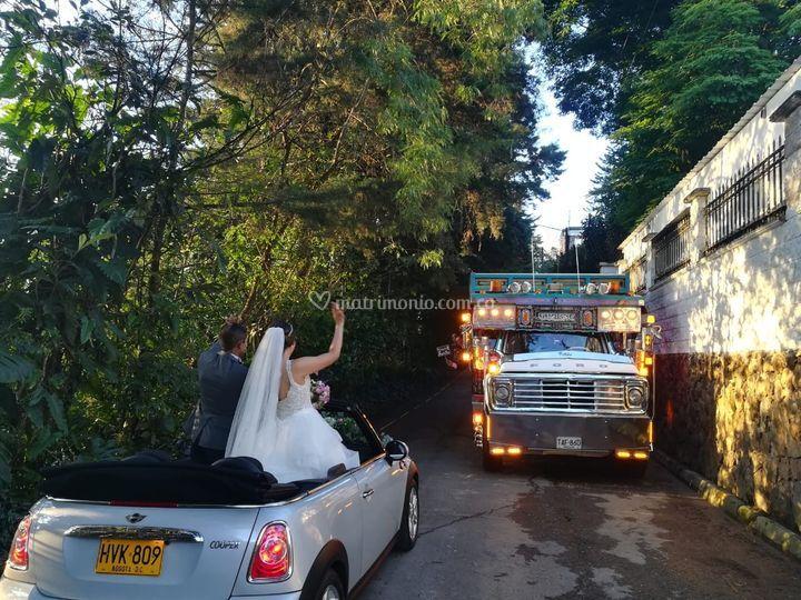 Chivas matrimonios