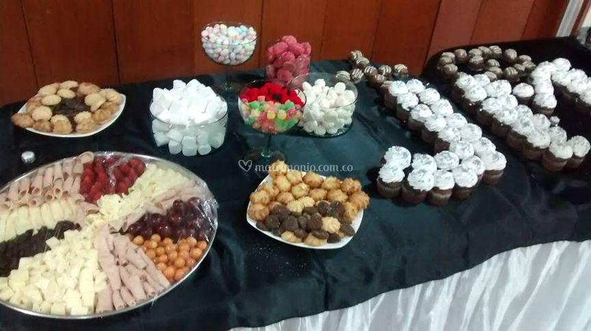 Dulces y salados
