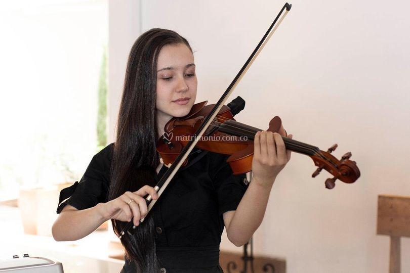 Violin Ceremonia y/o recepción