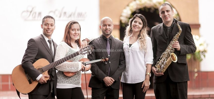 Grupo musical matrimonios