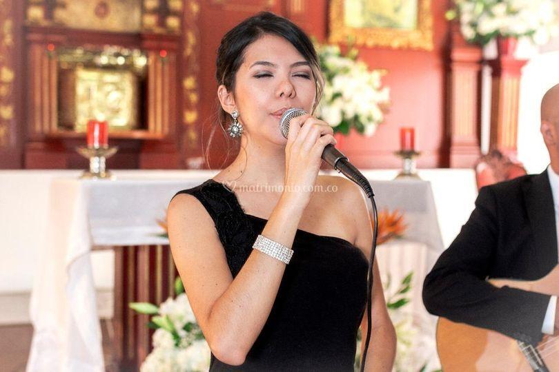 Cantante boda y/o recepción
