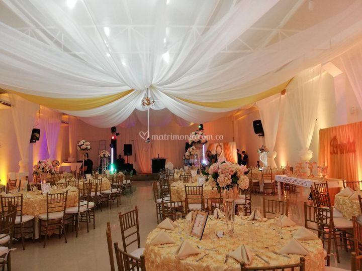 Yira Pico bodas y eventos