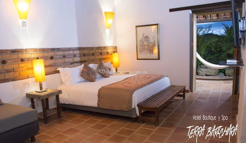 Suite premium hotel terra