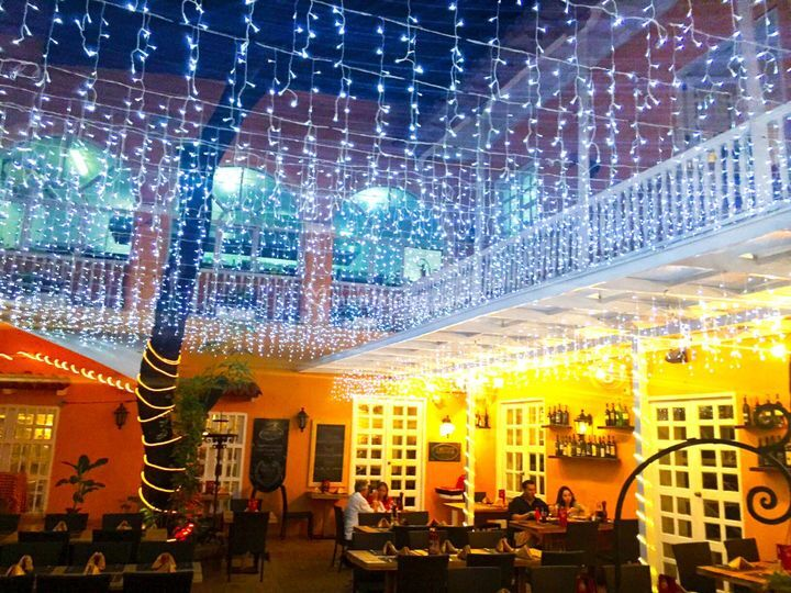 Patio Restaurante Enoteca
