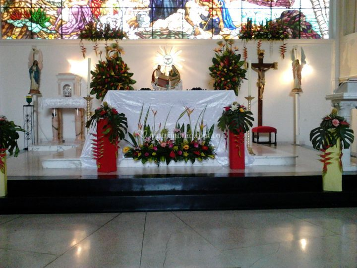 Altar completo