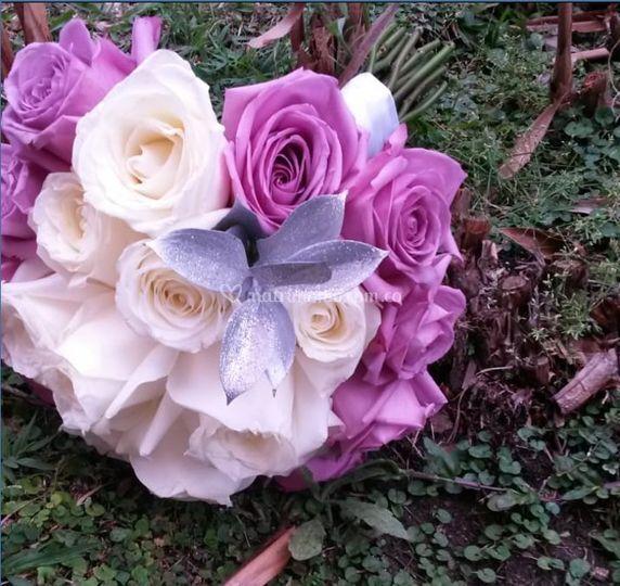 Inspiración color violeta