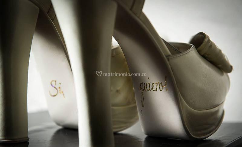 Zapatos con sí quiero