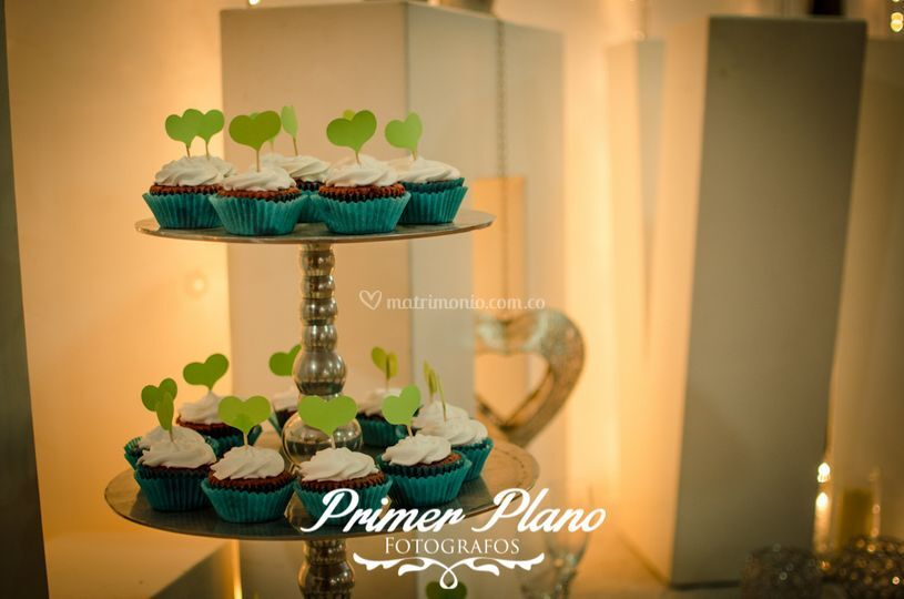Bases cup cake