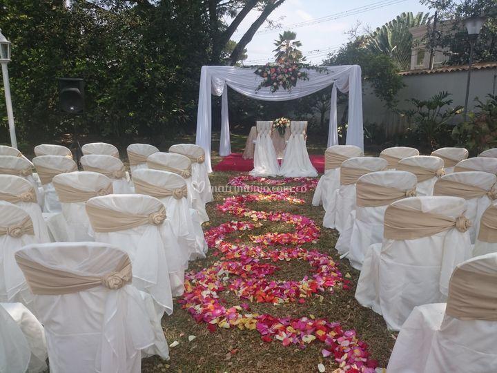 Ideal para tus Ceremonias