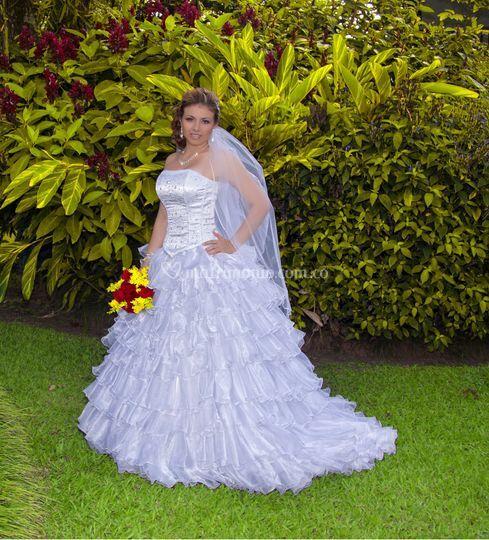 Venta vestidos de novia cali