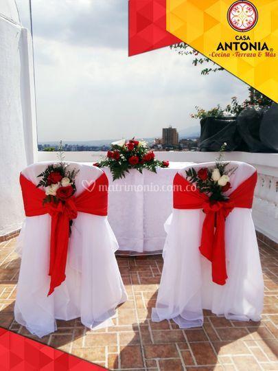 Ceremonias con la mejor vista