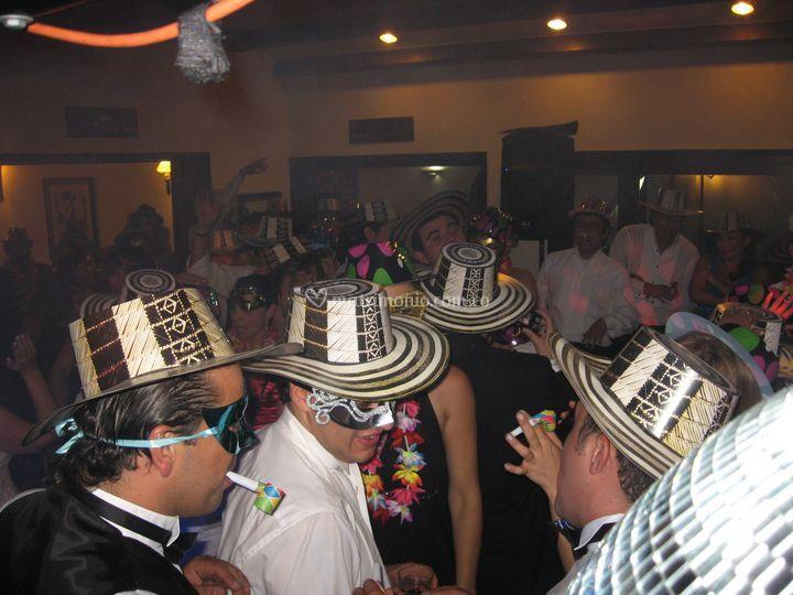 Carnaval y accesorios