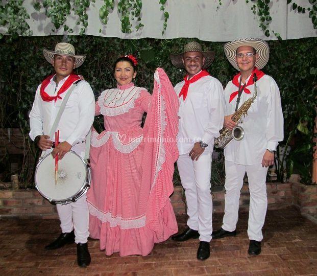 Show de Cumbia y Carnaval
