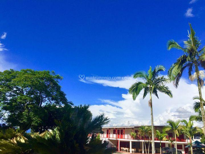 El Caney en Manizales