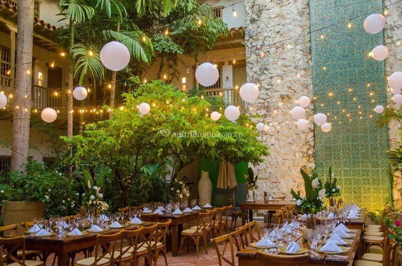 Banquetes y Eventos Yira Pico