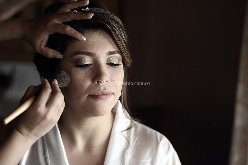 Make up de novias