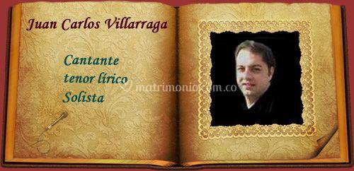 Juan C. -cantante tenor lírico
