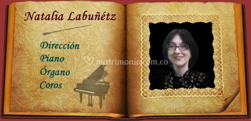 Natalia L.  - piano, dirección