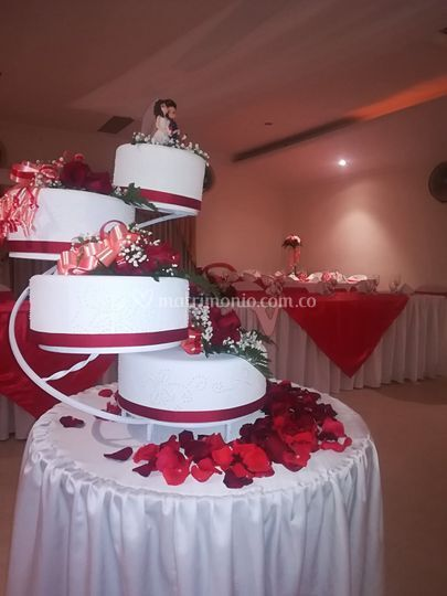 Matrimonio Salón Dorado