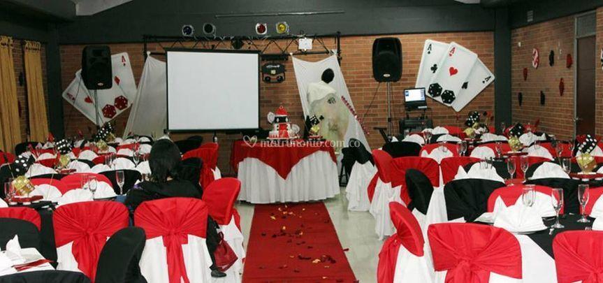 Casa de Banquetes Silver