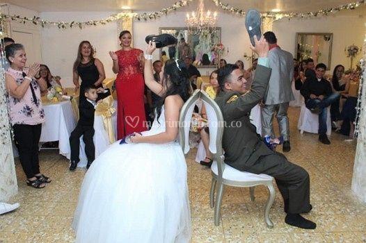 Juegos de recién casados