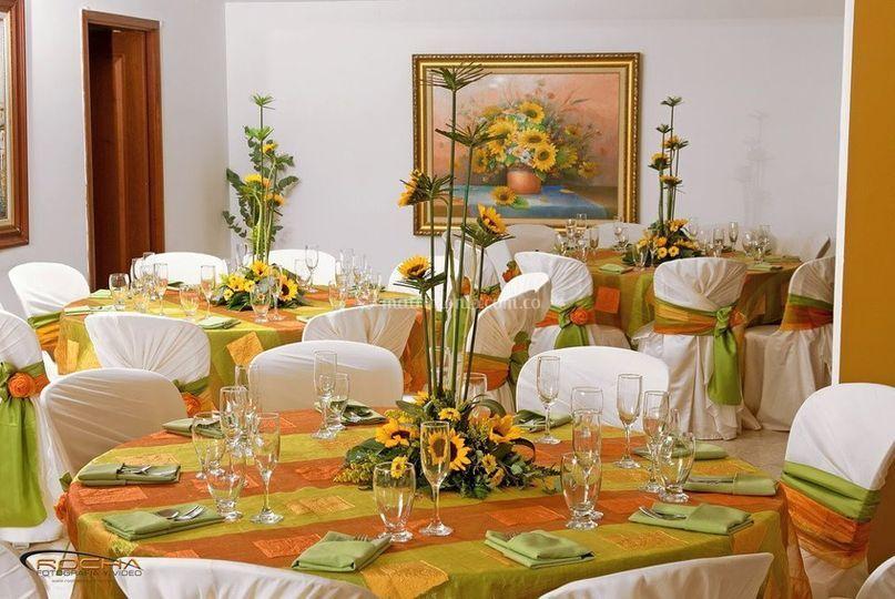 Banquetes del Reino