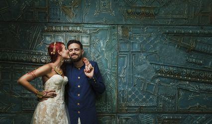 El matrimonio de Melody y Daclin