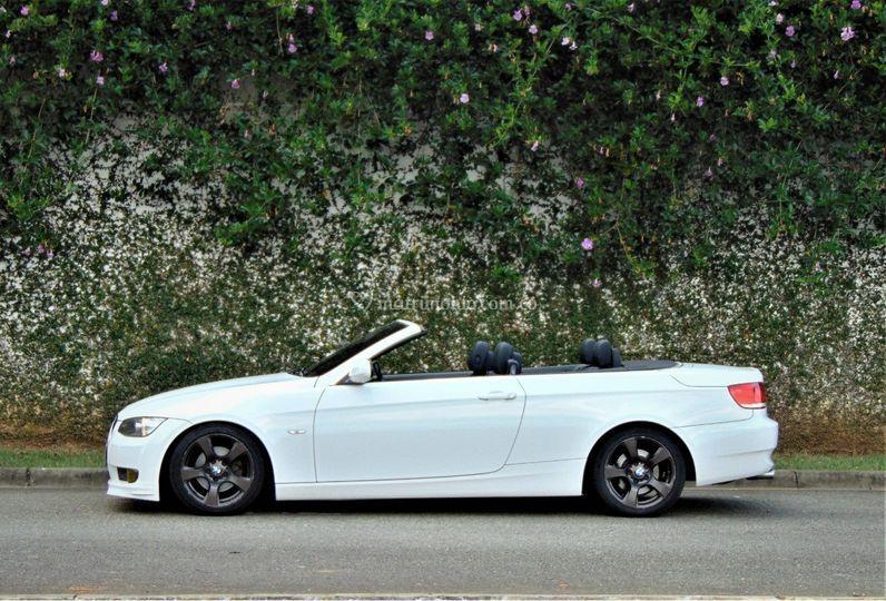 BMW 320 convertible
