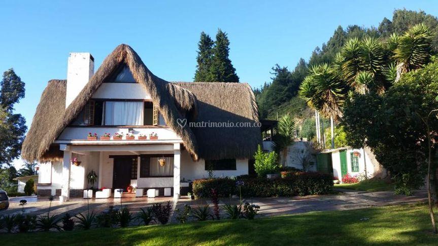 Casa Quinta La Rebecca