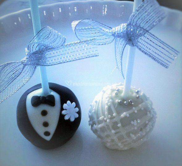 Cakepops boda