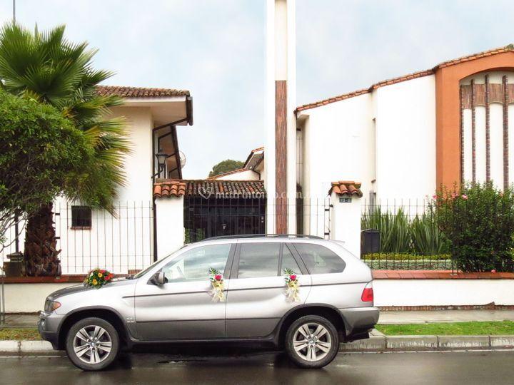 BMW Camioneta x5