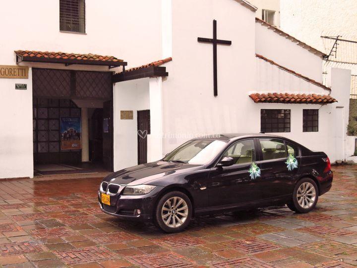 BMW Sedan 320i  4 Puertas