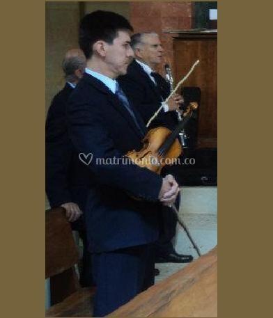 Violín y Oboe Ignacio Gil