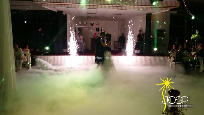 Jospi Fire - Fuegos artificiales